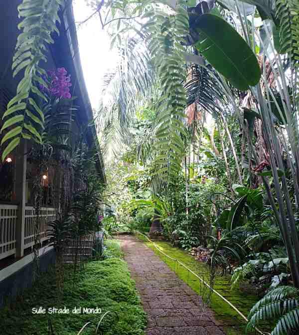 giardino museo floreale Bangkok