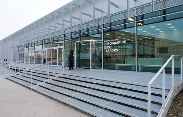 vedere il museo del terrore a berlino