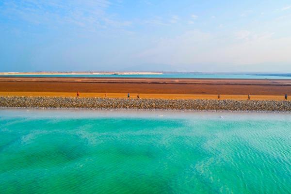 israele a febbraio è maratona del mar morto