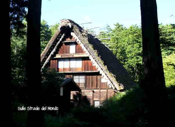 Cosa vedere a Takayama: hida folk village