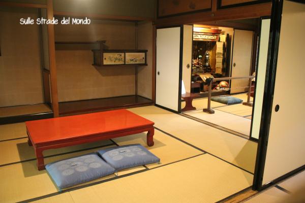 Kusakabe Heritage House interno