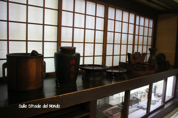Kusakabe Heritage House ceramiche