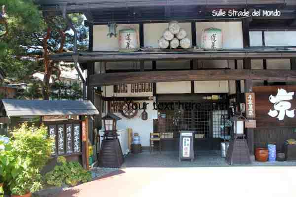 Takayama distilleria