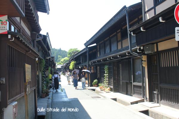 strade takayama
