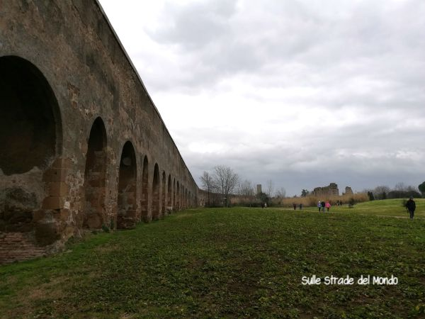 Campo barbarico acquedotti