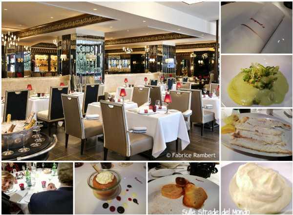 Le Fouquet's Cannes presso hotel majestic