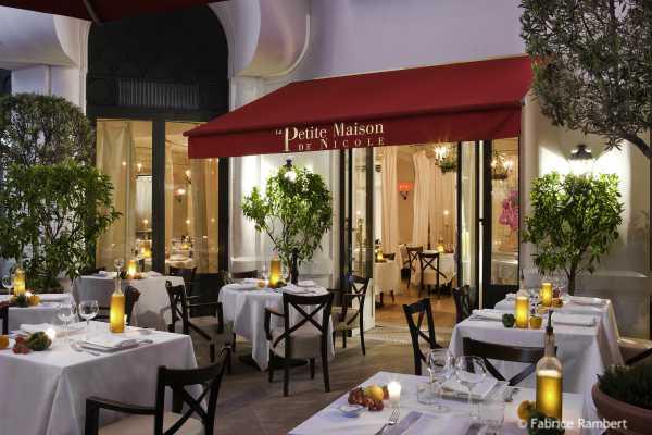 ristorante Le Petite Maison de Nicole Hotel Majestic