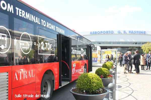 autobus ciampino airlink