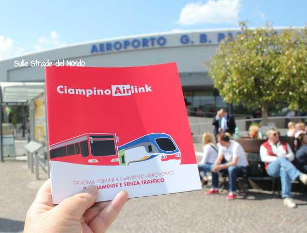 Come andare a Ciampino spendendo poco