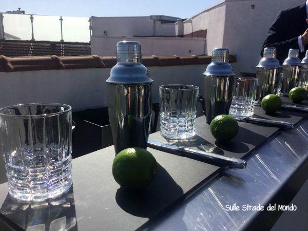 laboratorio di cocktail