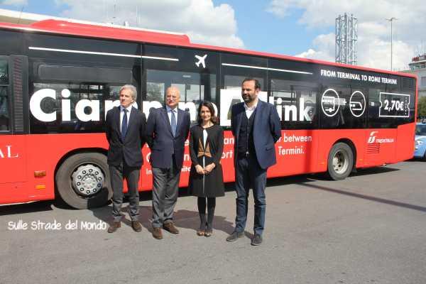 bus economico ciampino