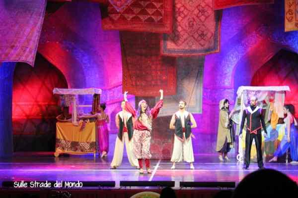 gran teatro Rainbow Magicland
