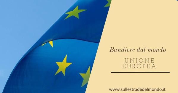Significato bandiera europea