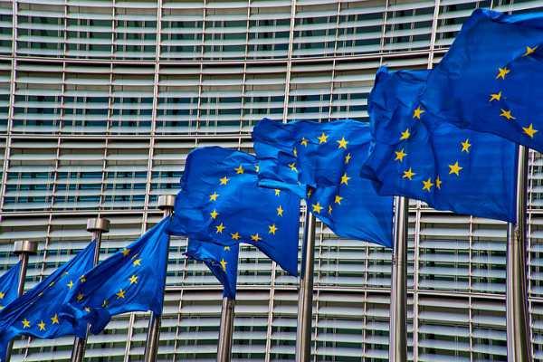 Storia della bandiera europea