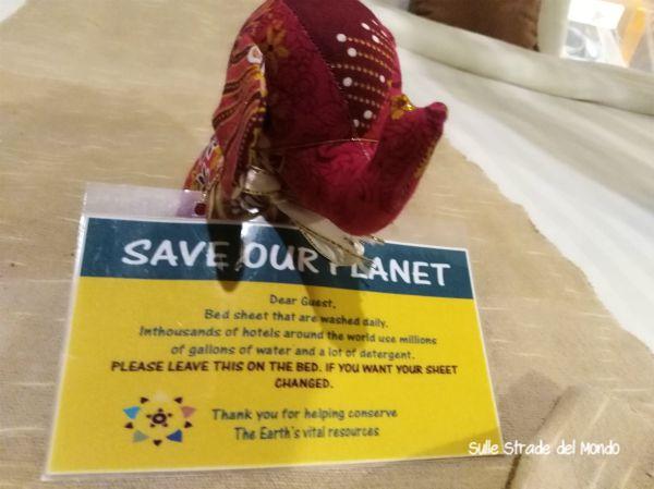 hotel  eco sostenibile
