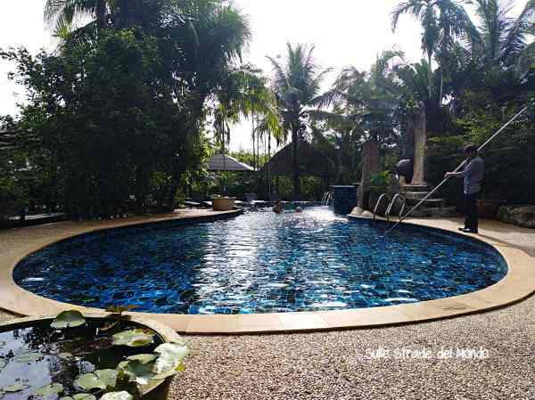 piscina resort Koh Chang