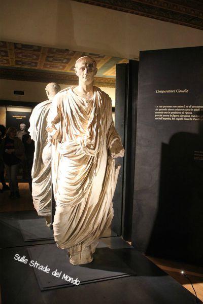 Imperatore Claudio Museo Priverno