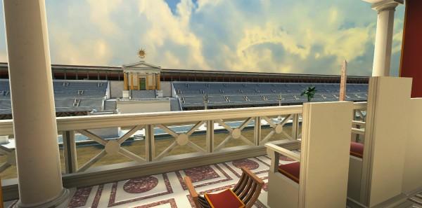 tribuna imperiale