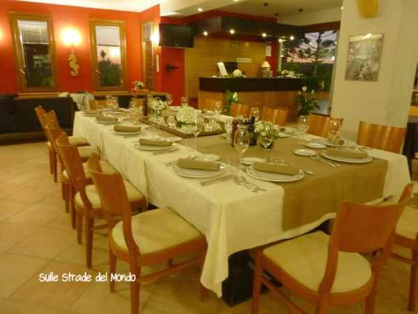 Dove mangiare a Lampedusa Ristorante cavalluccio marino
