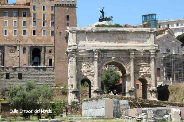 Foro romano fori imperiali