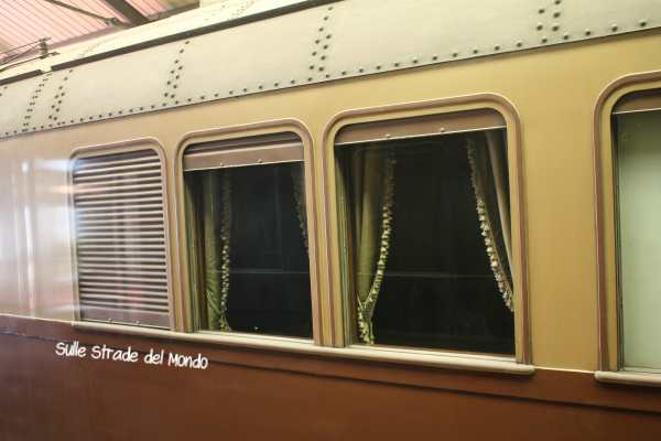 carrozze treno presidenziale