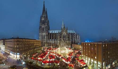 Mercati di Natale a Colonia
