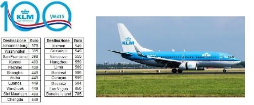 KLM 10 anni