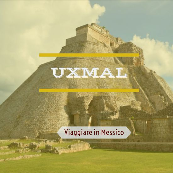 Uxmal Yukatan