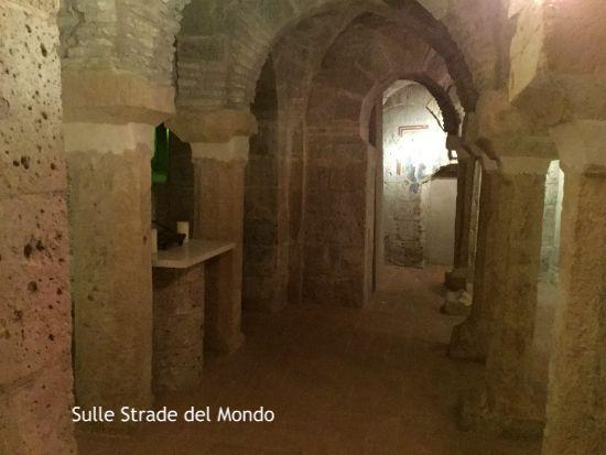 Cripta madonna delle grazie magliano sabina