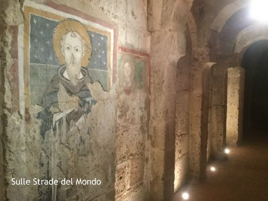 Cripta Magliano Sabina