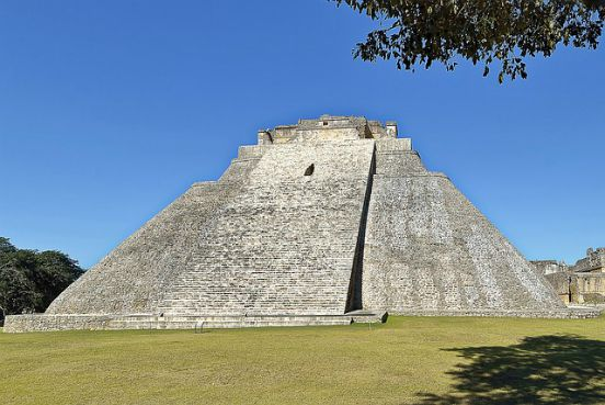 Piramide Uxmal