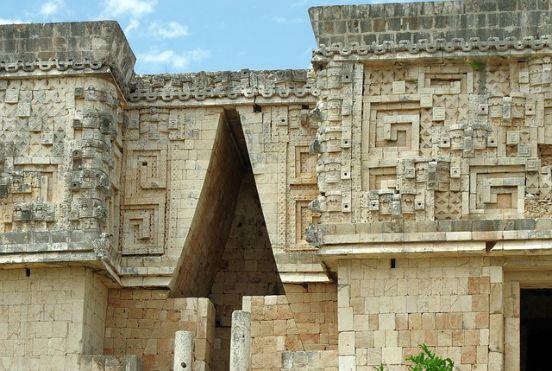 Palazzo governatore porta a forma di freccia