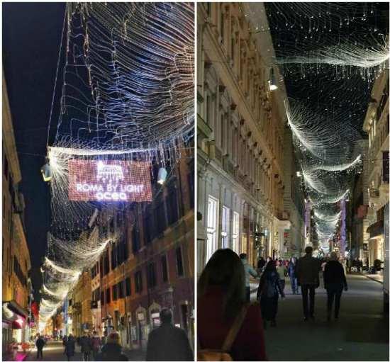 Luminarie Roma 2019