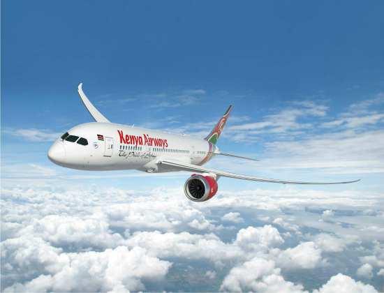 Offerte Kenya Airways