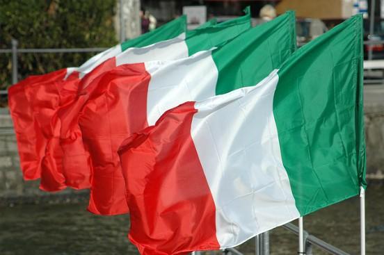 bandiera italiana significato