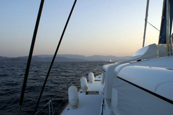 vinci una settimana in catamarano