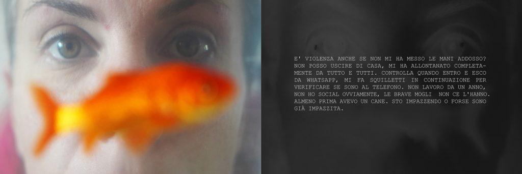 foto marzia bianchi mostra violenza donne
