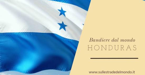 bandiera honduras cover
