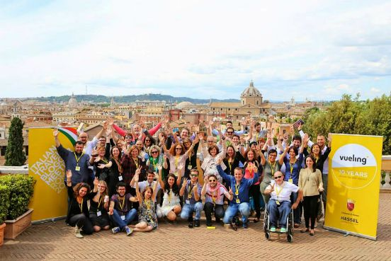 italian travel blogger meeting