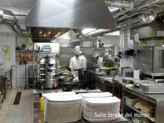 cucina Huobi Mercato Orientale
