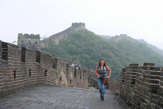 travel blogger a pechino