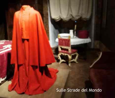 Ariccia stanze del cardinale Chigi