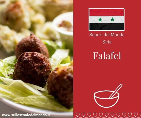 ricetta dei falafel