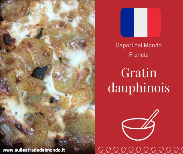 Ricetta del gratin dauphinois - Sulle Strade del Mondo