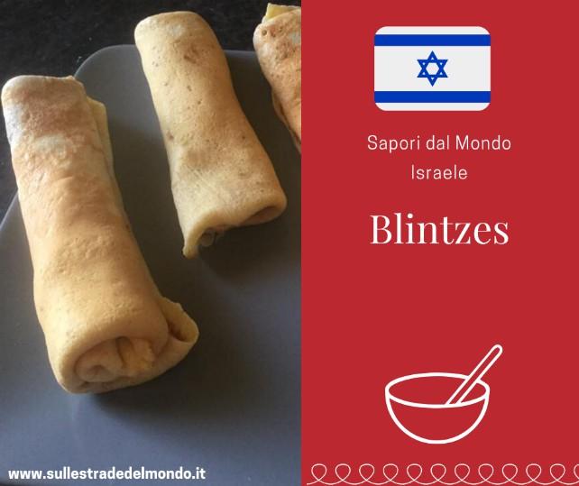 Ricetta Blintzes Israele