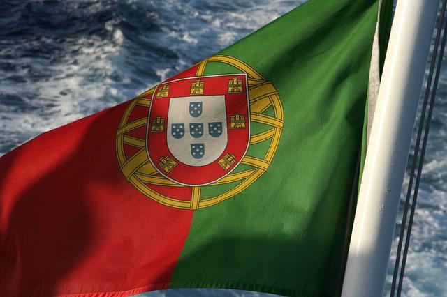Bandiera portoghese significato