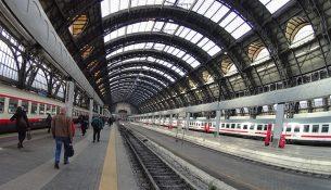 viaggiare in treno fase 2