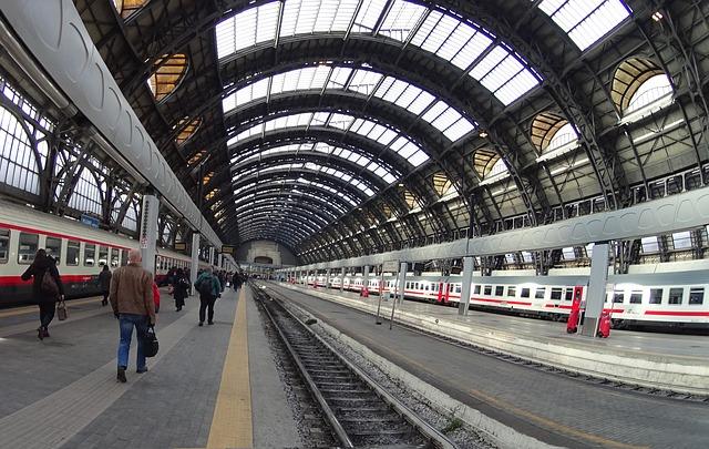 Fase 2, come viaggiare in treno - Sulle Strade del Mondo
