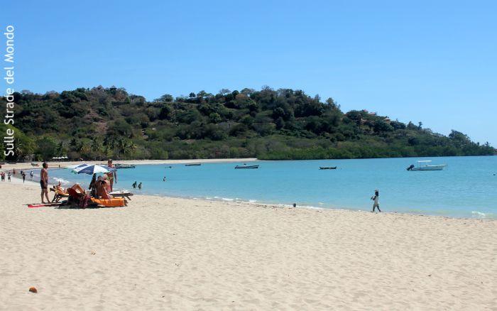 Cosa fare a Nosy be prendere il sole ad  Andilana beach