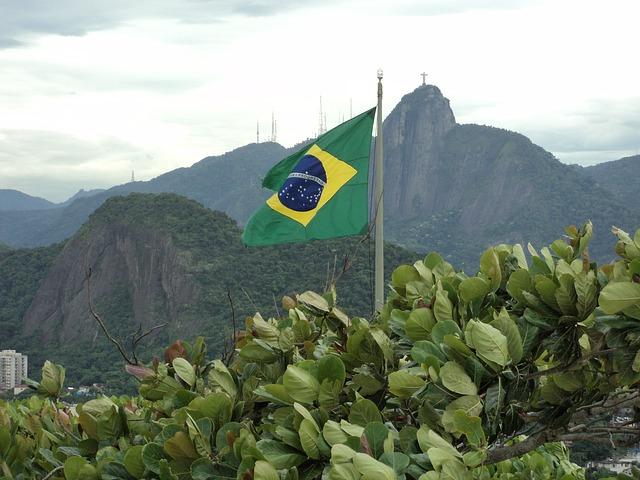 significato e storia della bandiera brasiliana